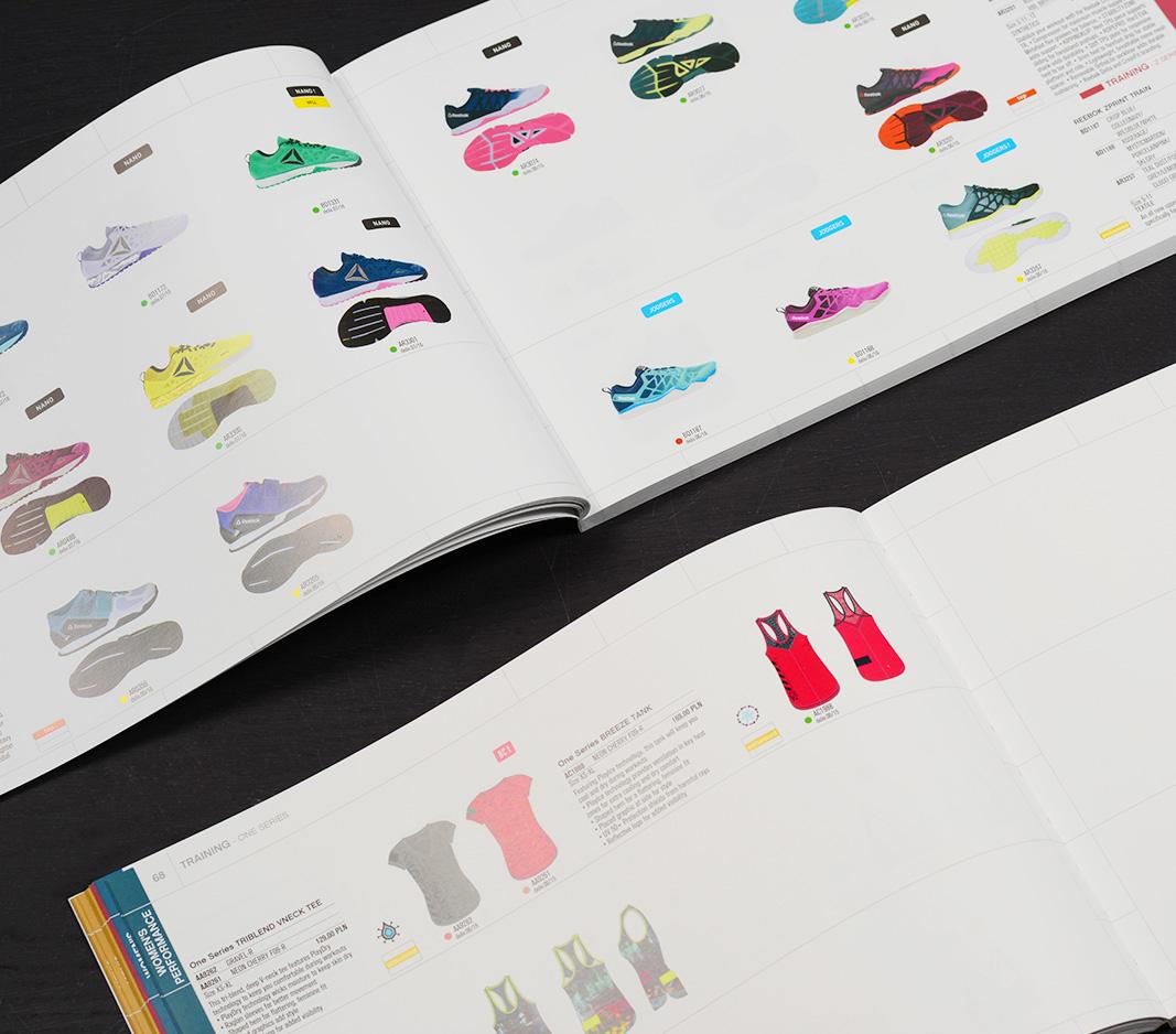 Katalog Reebok