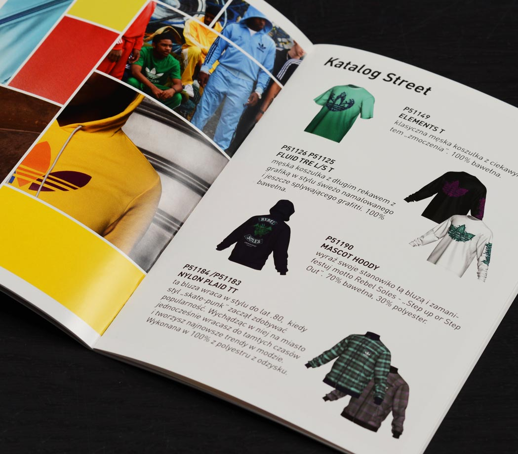 Katalog Adidas